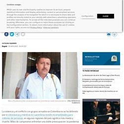 El coronavirus no detiene la violencia en Colombia