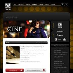 Corporación Cinefilia - cursos 2014