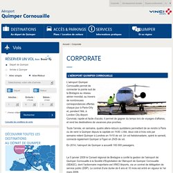 Aéroport Quimper Cornouaille