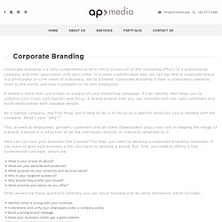 Corporate Branding Singapore, Cambodia, KL