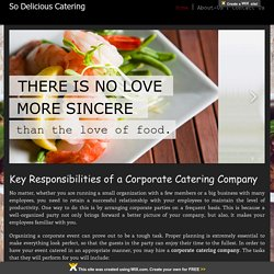 corporate-catering