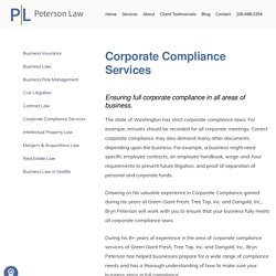 Look for the best Corporate Law Firm Mercer Island
