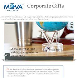 Corporate Gift Landing Page