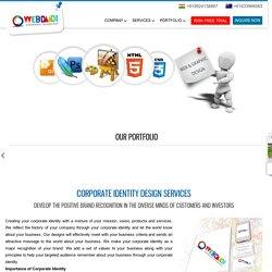 Corporate & Brand Identity Design Services India