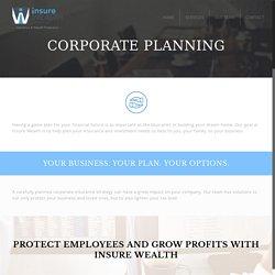 CORPORATE PLANNING - Kelowna Investment Brokerage