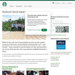 Corporate Social Impact