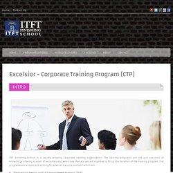 ITFT Finishing School - An ITFT Venture