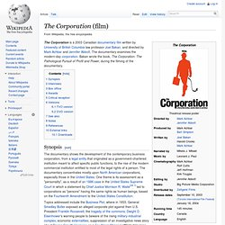 The Corporation (film)