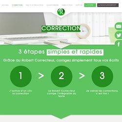 Le Robert Correcteur - Corrige les erreurs les plus subtiles
