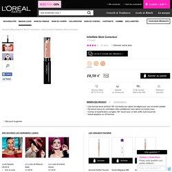 Correcteur / Anti-Cernes Infaillible Stick Correcteur, Maquillage L'Oréal Paris