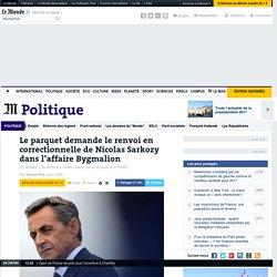 Le parquet demande le renvoi en correctionnelle de Nicolas Sarkozy dans l'affaire Bygmalion