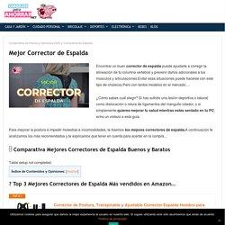 ▷ Mejor CORRECTOR de ESPALDA 【2020 】- Comparativa