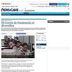 El Correo de Guatemala se diversifica