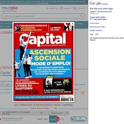 Capital n° 303 de décembre 2017