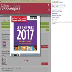 Alternatives économiques hors série n° 109 d'octobre 2016