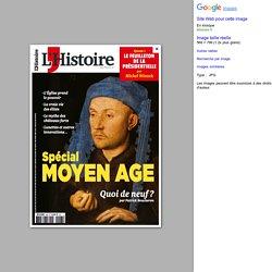 L'histoire spécial Moten Age n° 428 d'octobre 2016