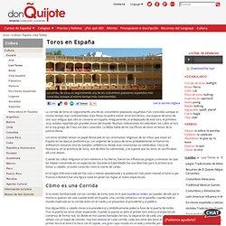 Corridas de Toros en España - Historia Toros en España