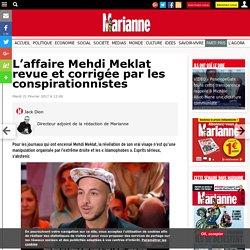 L'affaire Mehdi Meklat revue et corrigée par les conspirationnistes
