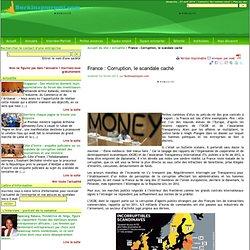 France : Corruption, le scandale caché - Burkinapmepmi.com - le portail des PME / PMI au Burkina Faso