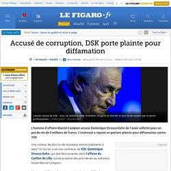 France : Accusé de corruption, DSK porte plainte pour diffamation