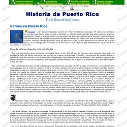 Corsos en Puerto Rico