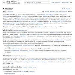 Corticoïde
