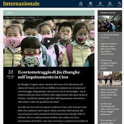 Il cortometraggio di Jia Zhangke sull'inquinamento in Cina