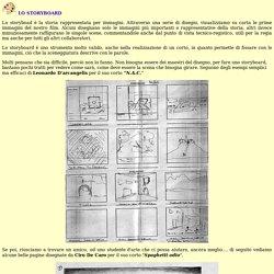 Cortometraggio - www.ilCORTO.it - Il CORTO - Come fare uno Storyboard