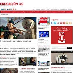 5 cortometrajes para educar en valores