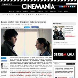 Los 10 cortos más graciosos del cine español