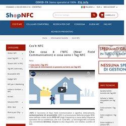 Cos'è NFC - Shop NFC
