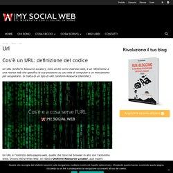 Cos'è URL, a cosa serve e come si ottimizza (con esempi)