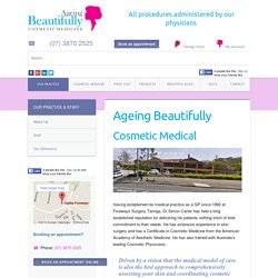 Cosmetic Medicines, Clinics & Surgeons Brisbane