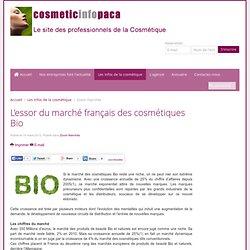 L'essor du marché français des cosmétiques Bio