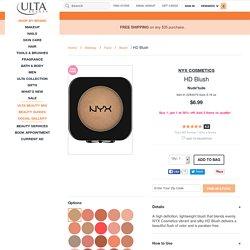 Nyx Cosmetics HD Blush