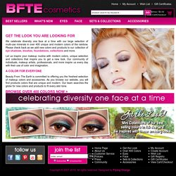 Affordable, All Natural Mineral Makeup, BFTE Cosmetics