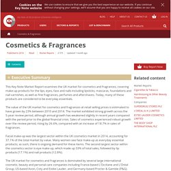 Cosmetics & Fragrances