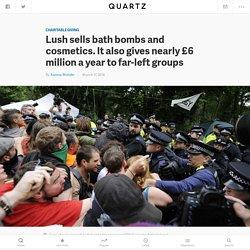 (Article en anglais) statistiques et économie - Lush