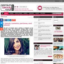 Iran: beauty, cosmetics, perfumes, and paradoxes