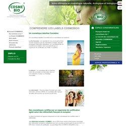 Cosmetique ecologique et biologique - Nos labels