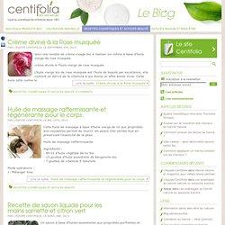 Blog Centifolia cosmétiques bio-Mozilla Firefox