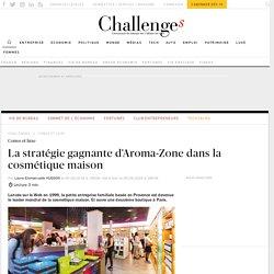 Pourquoi Aroma-Zone mise sur les cosmétiques maison - Challenges.fr