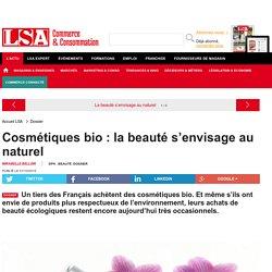 Cosmétiques bio : la beauté s'envisage au... - Enquêtes sur la consommation en France