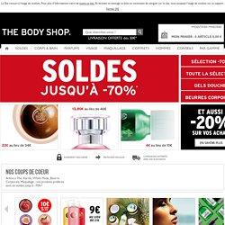 The Body Shop® produits cosmétiques de soin et de beauté éthiques inspirés par la nature.