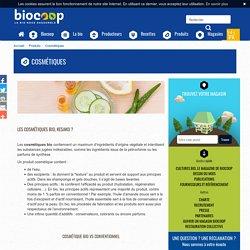 Cosmétiques bio : des produits sains et naturels dans votre salle de bain