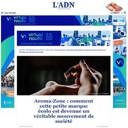 Aroma-Zone : la cosmétiques DIY à faire soi-même séduisent les Français