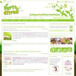 Cosmétiques : Vert-Citron
