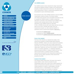 COSMIN checklist