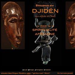 Cosmogonie et théologie antique africaines (Nubie/Égypte)