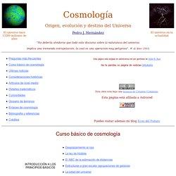 Cosmología Astrofísica